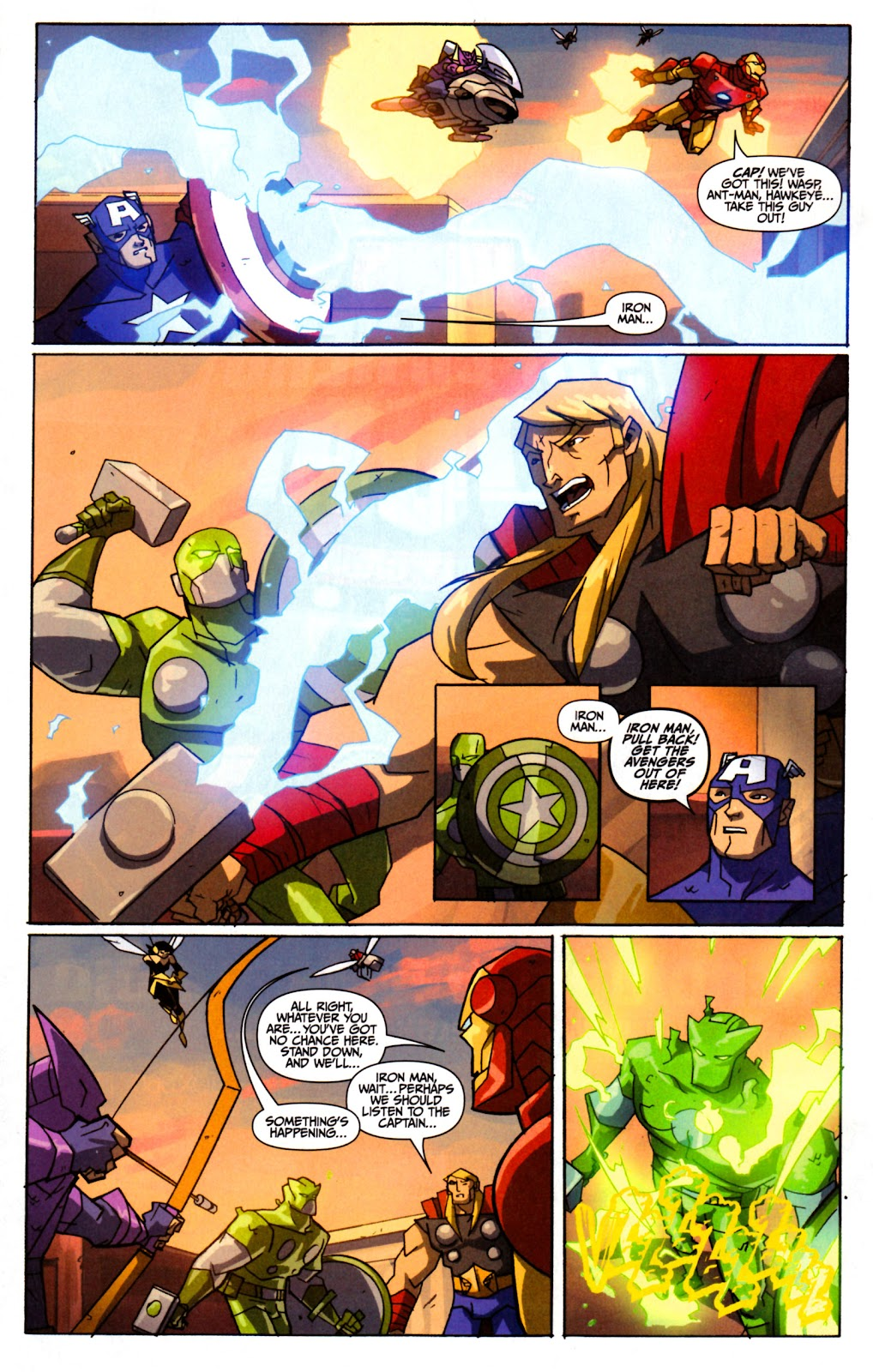 Avengers: Earth's Mightiest Heroes (2011) Issue #1 #1 - English 12
