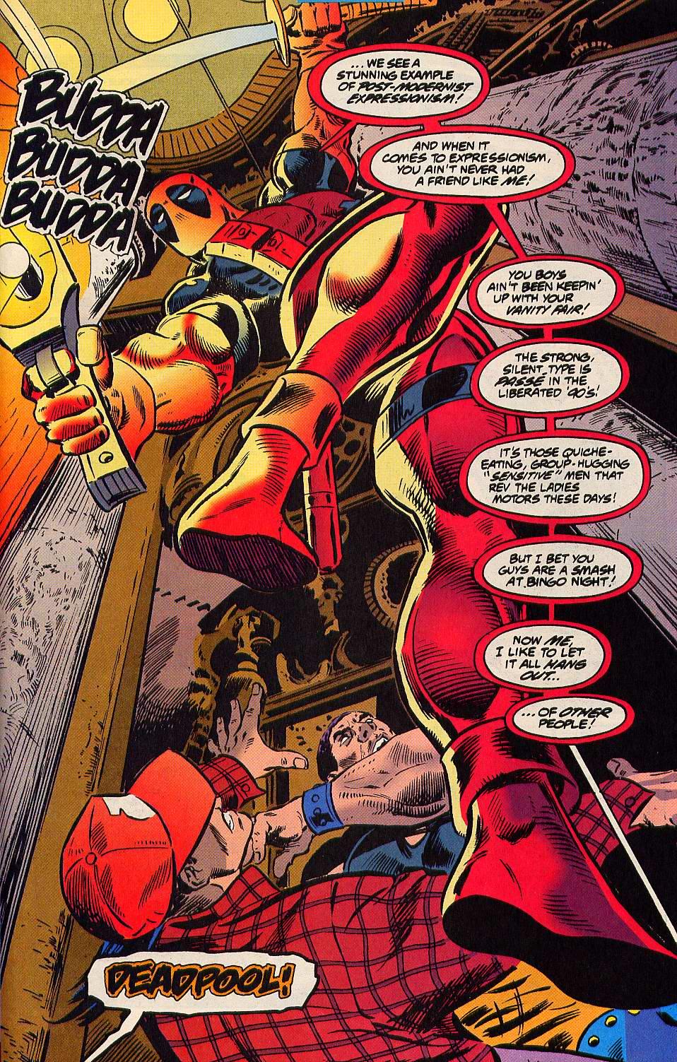 Read online Secret Defenders comic -  Issue #15 - 14
