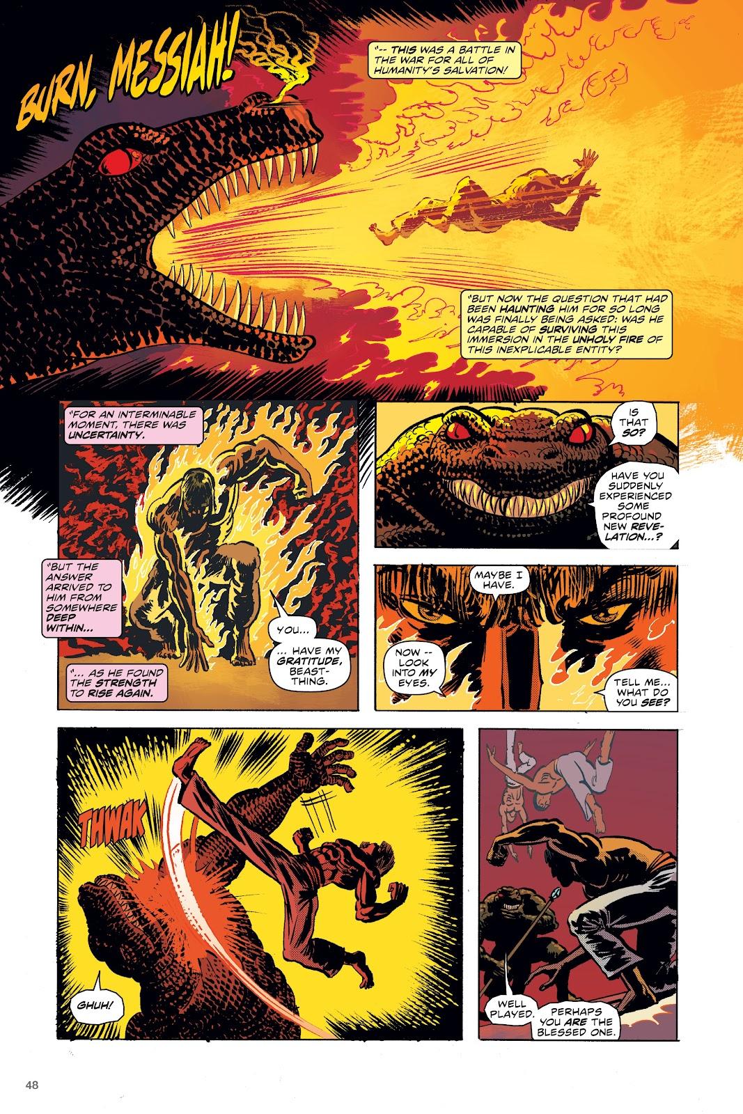 Read online Jesusfreak comic -  Issue # Full - 44