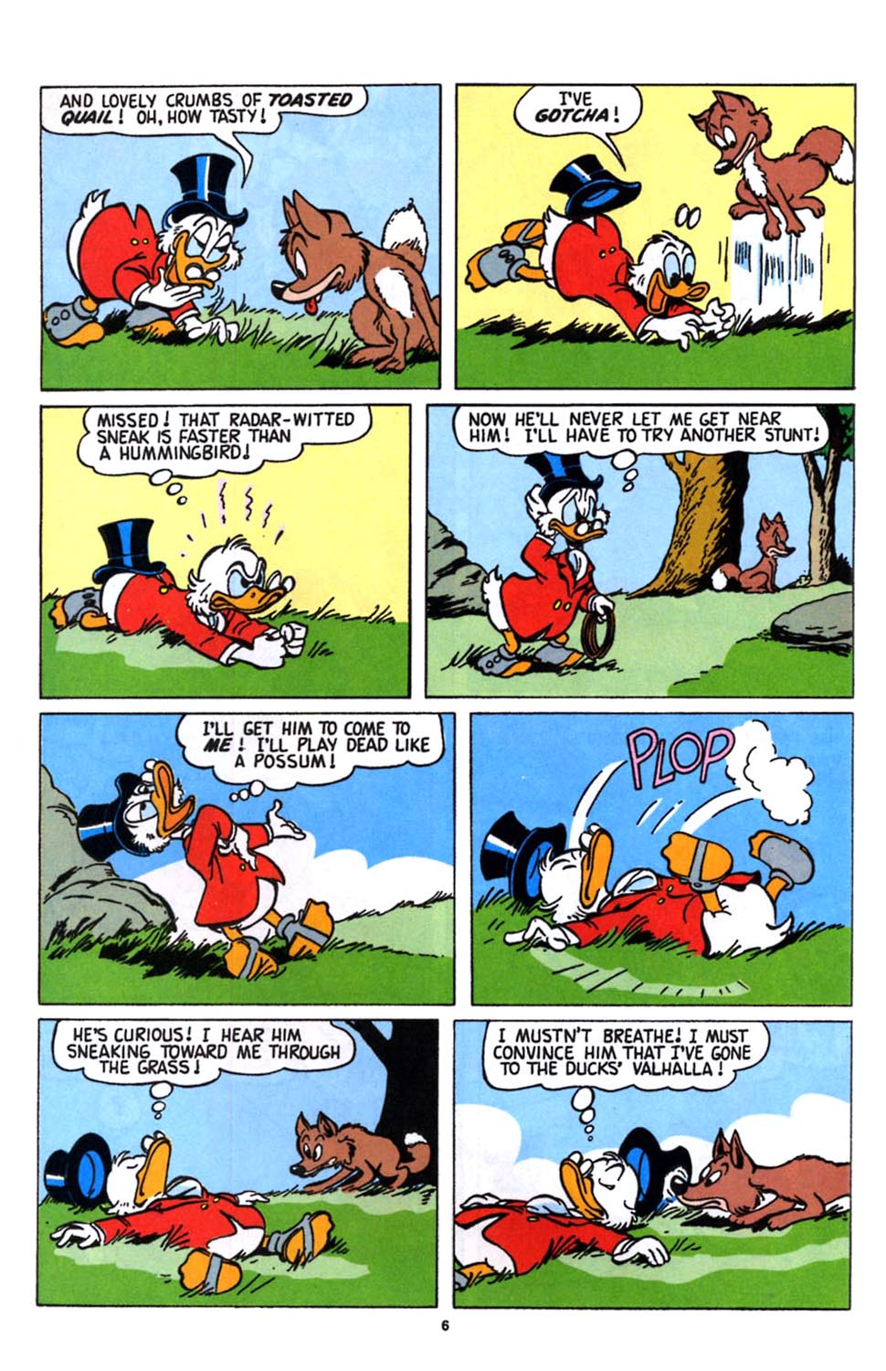 Read online Uncle Scrooge (1953) comic -  Issue #245 - 20