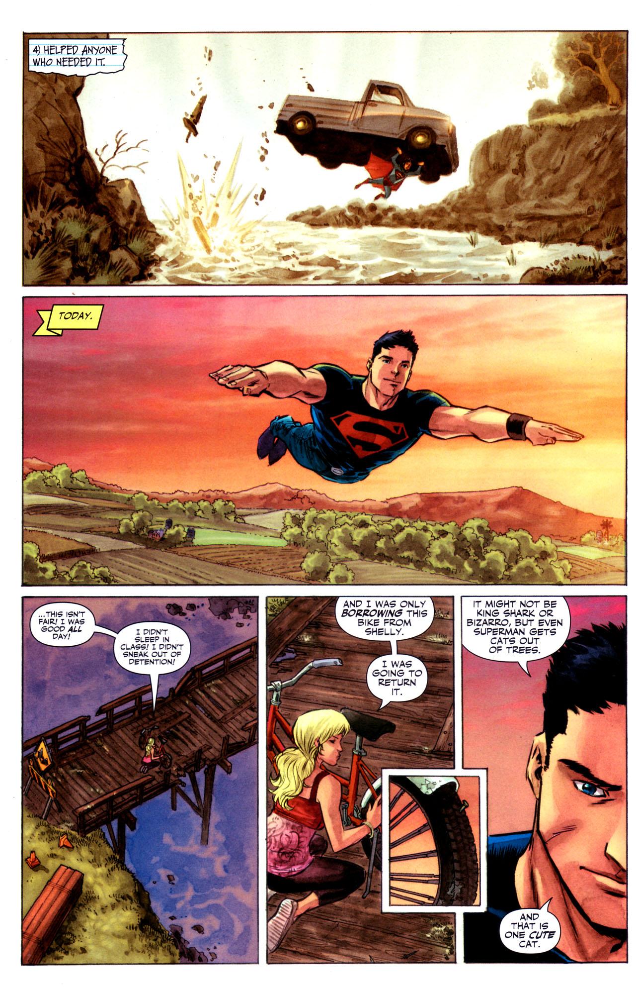 Read online Adventure Comics (2009) comic -  Issue #1 - 8