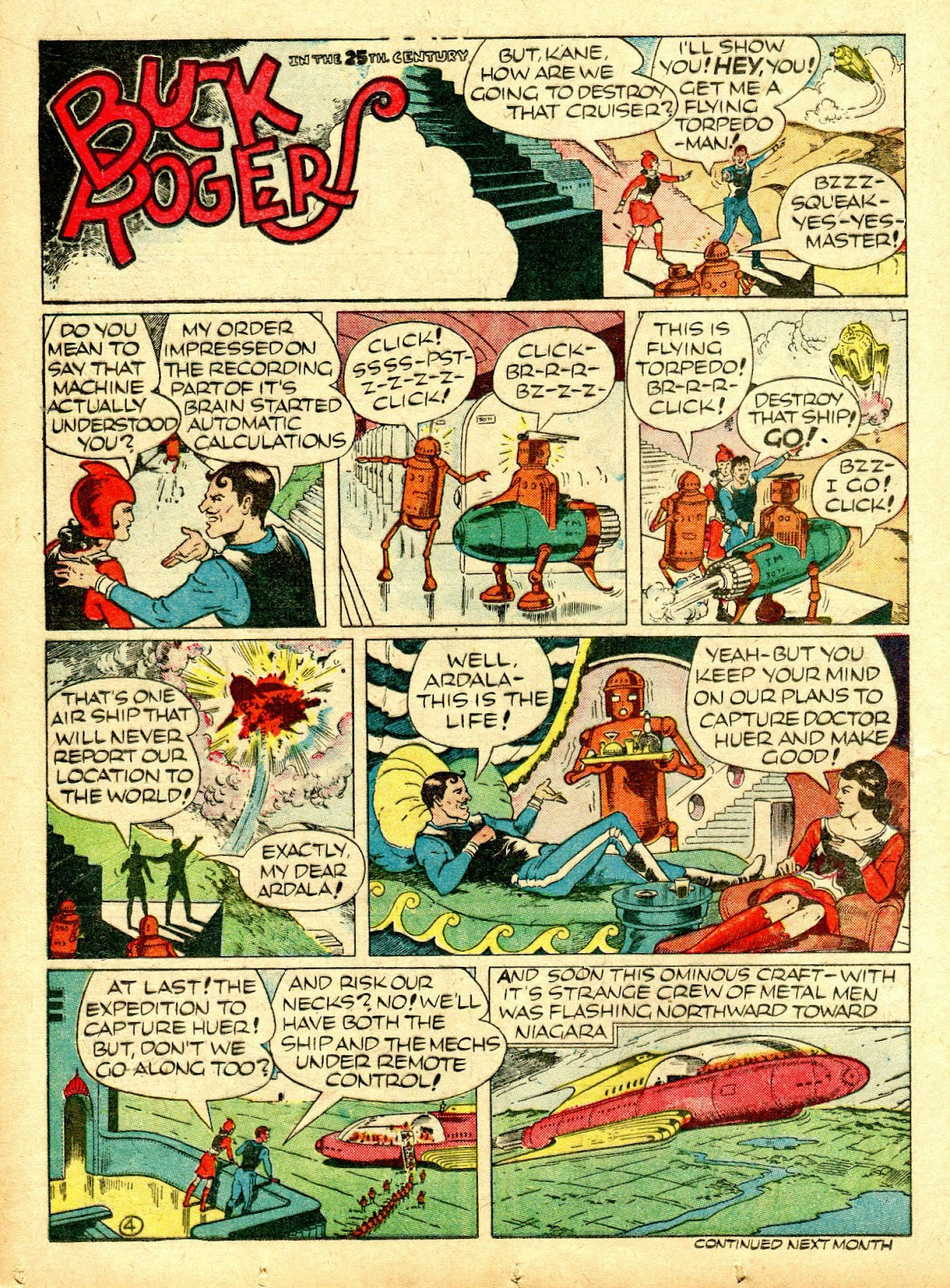 Read online Famous Funnies comic -  Issue #63 - 19