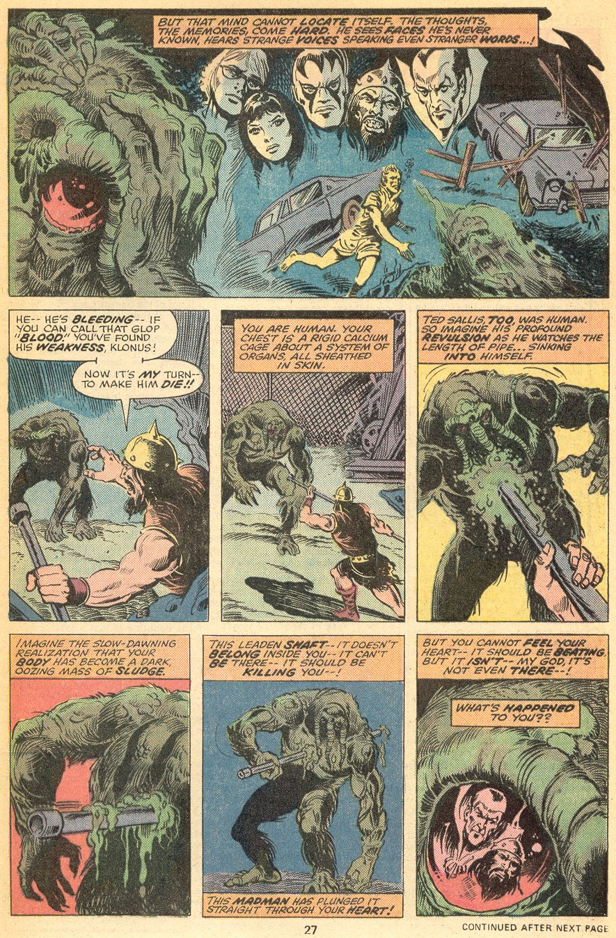 Man-Thing (1974) issue 21 - Page 19