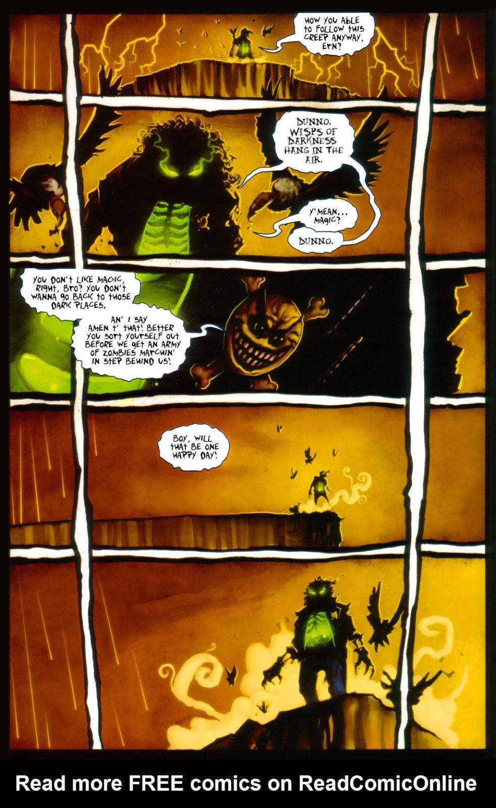 Read online Evil Ernie in Santa Fe comic -  Issue #3 - 12