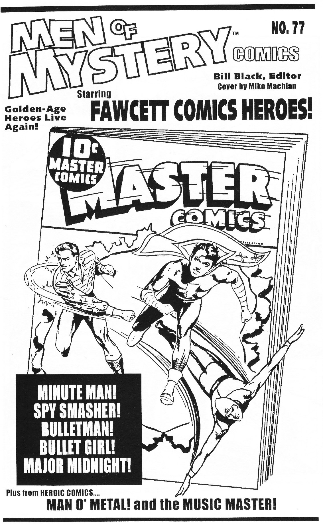 Read online Men of Mystery Comics comic -  Issue #77 - 3