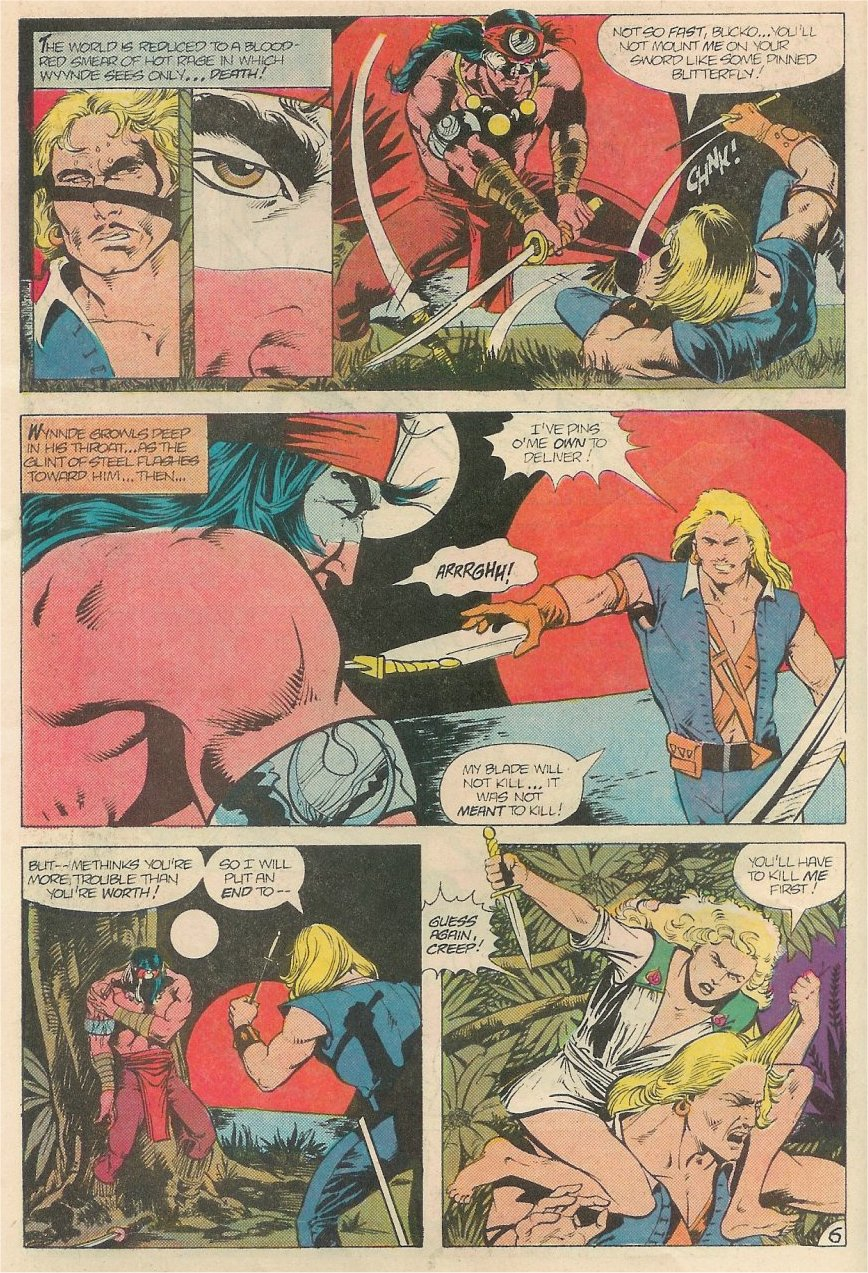 Read online Arion, Lord of Atlantis comic -  Issue #20 - 7