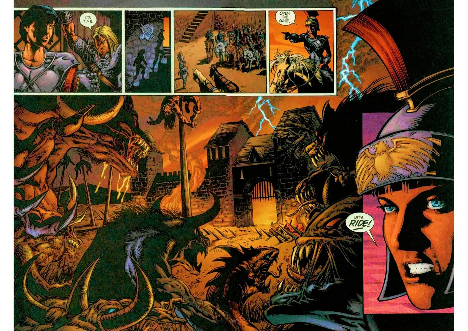 Xena: Warrior Princess (1999) Issue #11 #11 - English 5