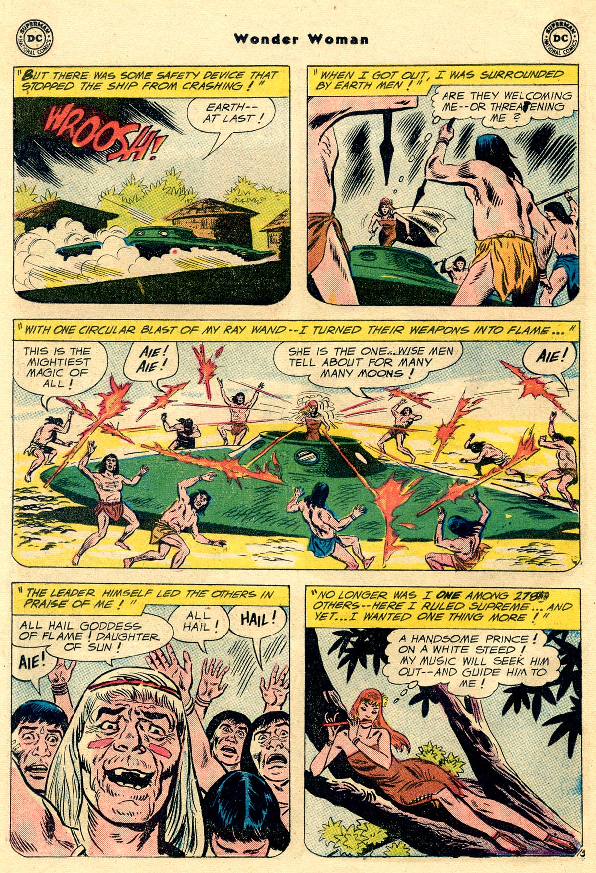 Read online Wonder Woman (1942) comic -  Issue #110 - 26
