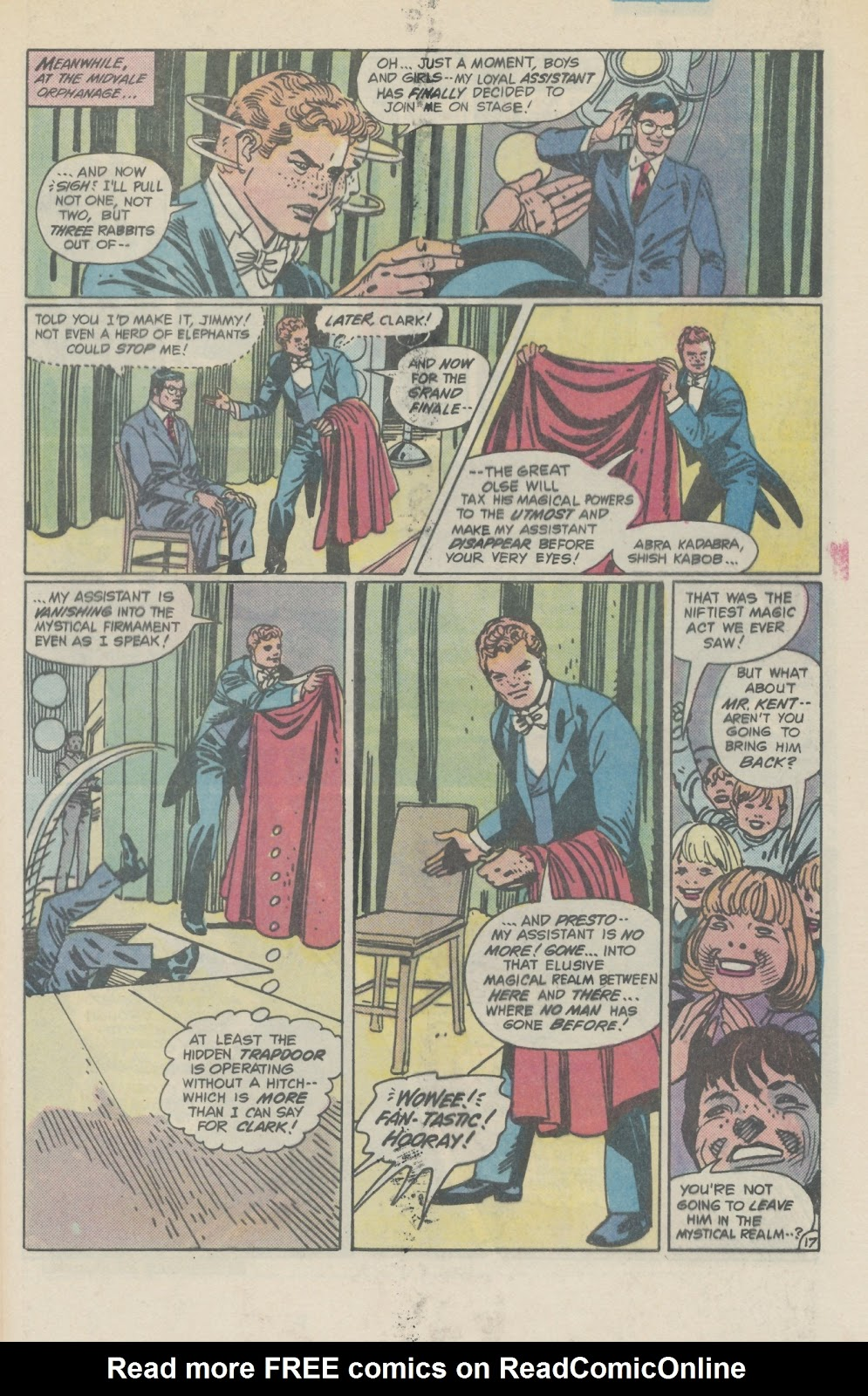 Read online Superman Special (1983) comic -  Issue #2 - 20