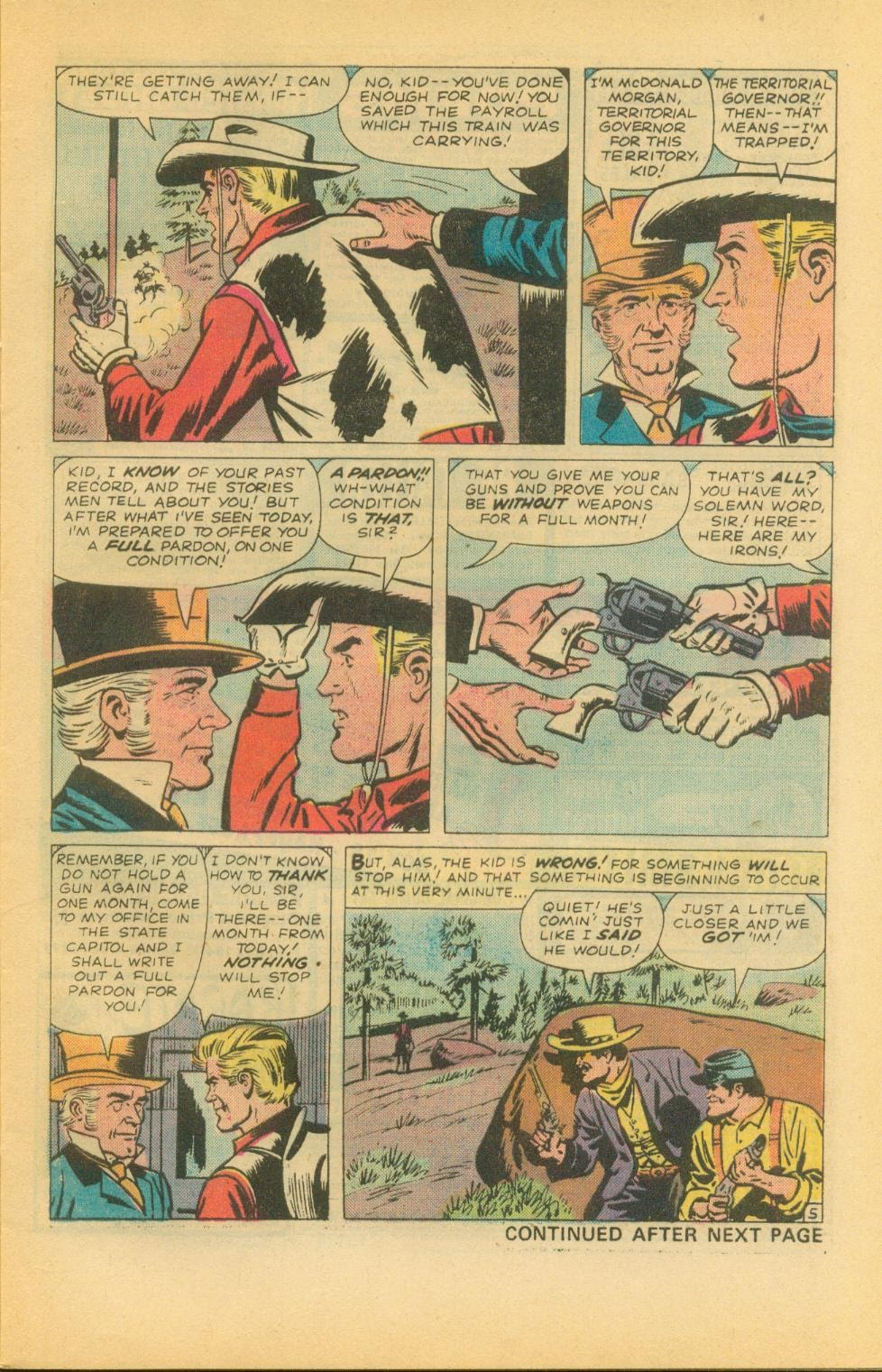 Kid Colt Outlaw issue 199 - Page 10