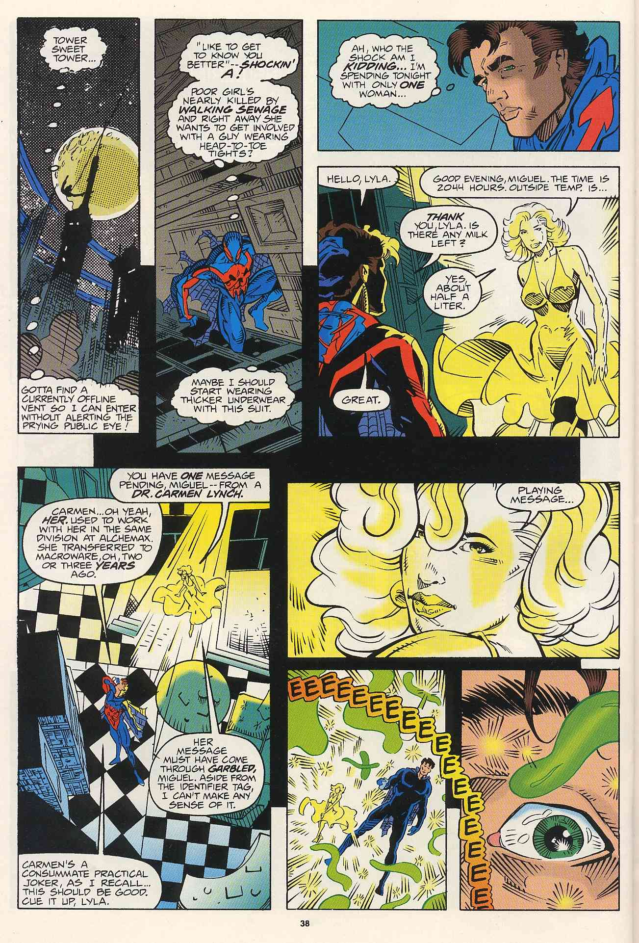 Read online 2099 Unlimited comic -  Issue #2 - 32