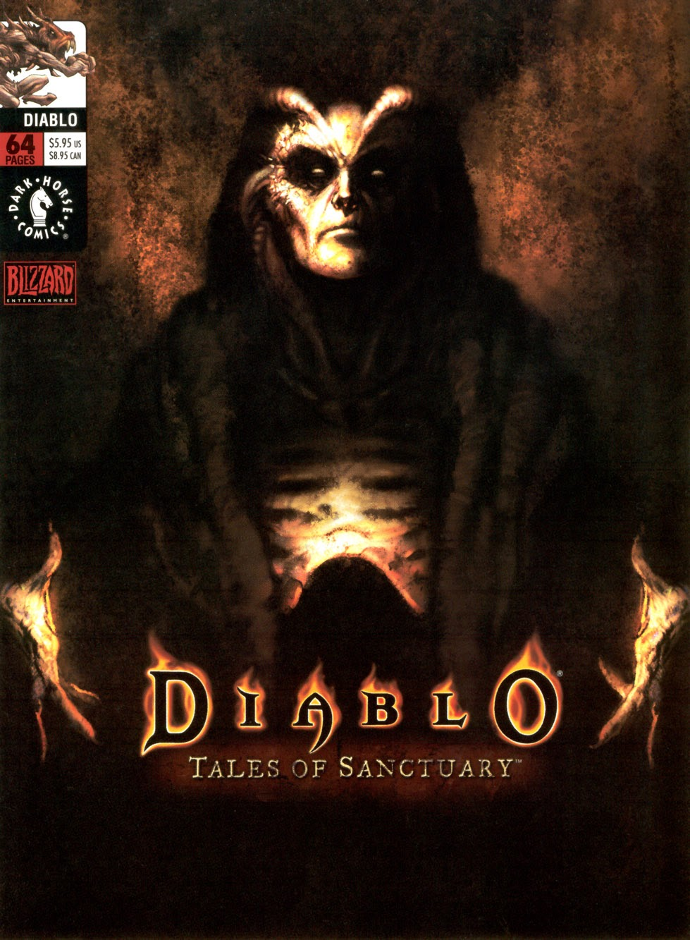 Diablo: Tales of Sanctuary issue Full - Page 1