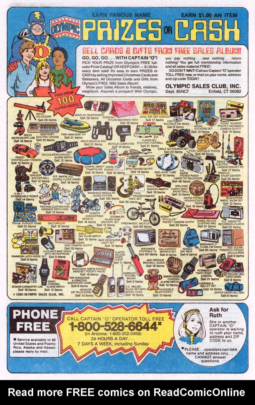 Read online Amethyst (1985) comic -  Issue #10 - 34