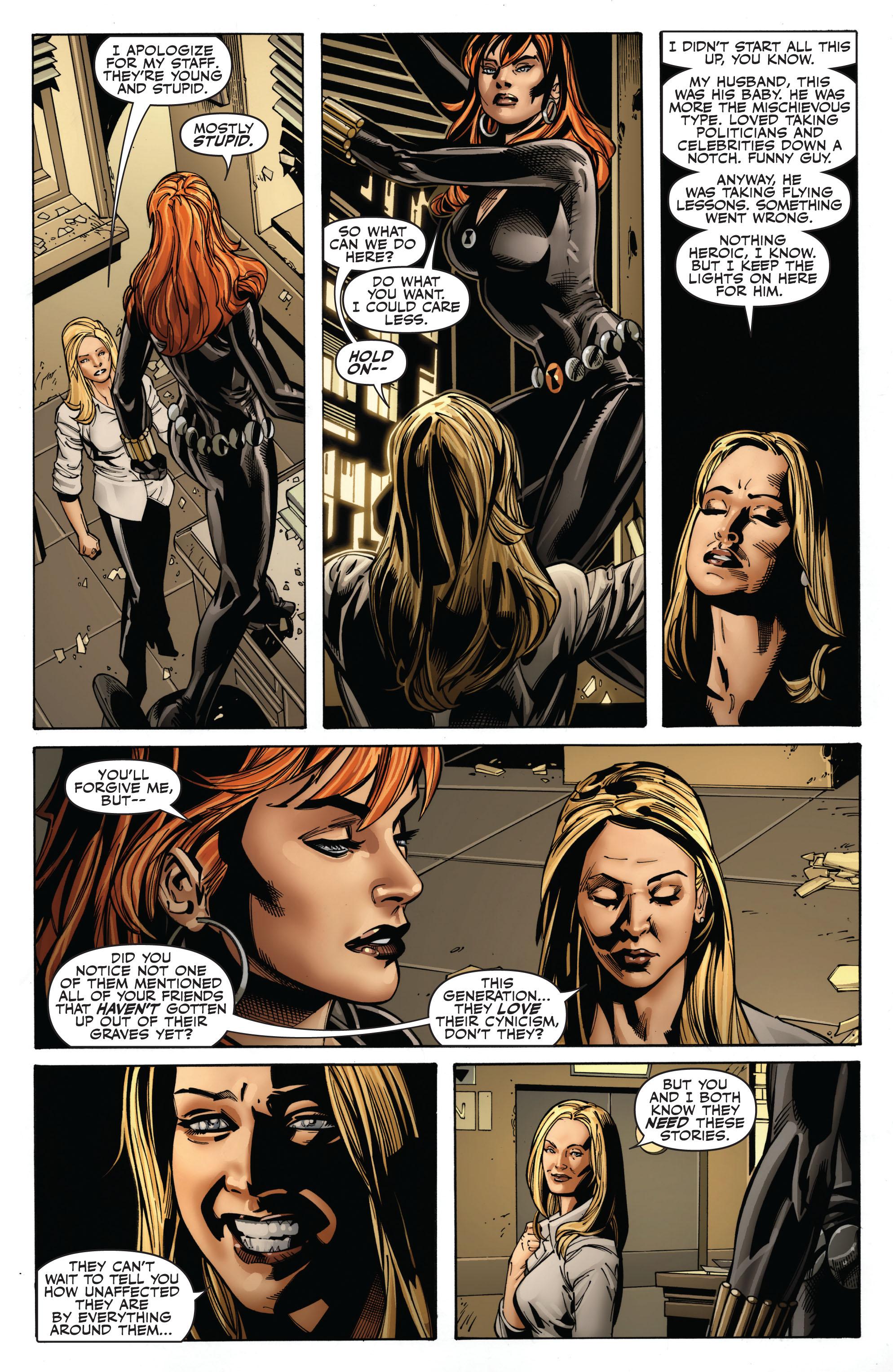 Read online Secret Avengers (2010) comic -  Issue #15 - 20