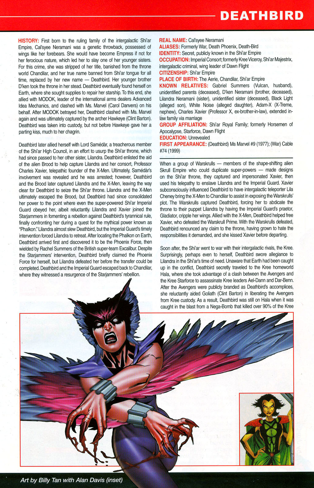 Read online All-New Official Handbook of the Marvel Universe A to Z: Update comic -  Issue #3 - 15