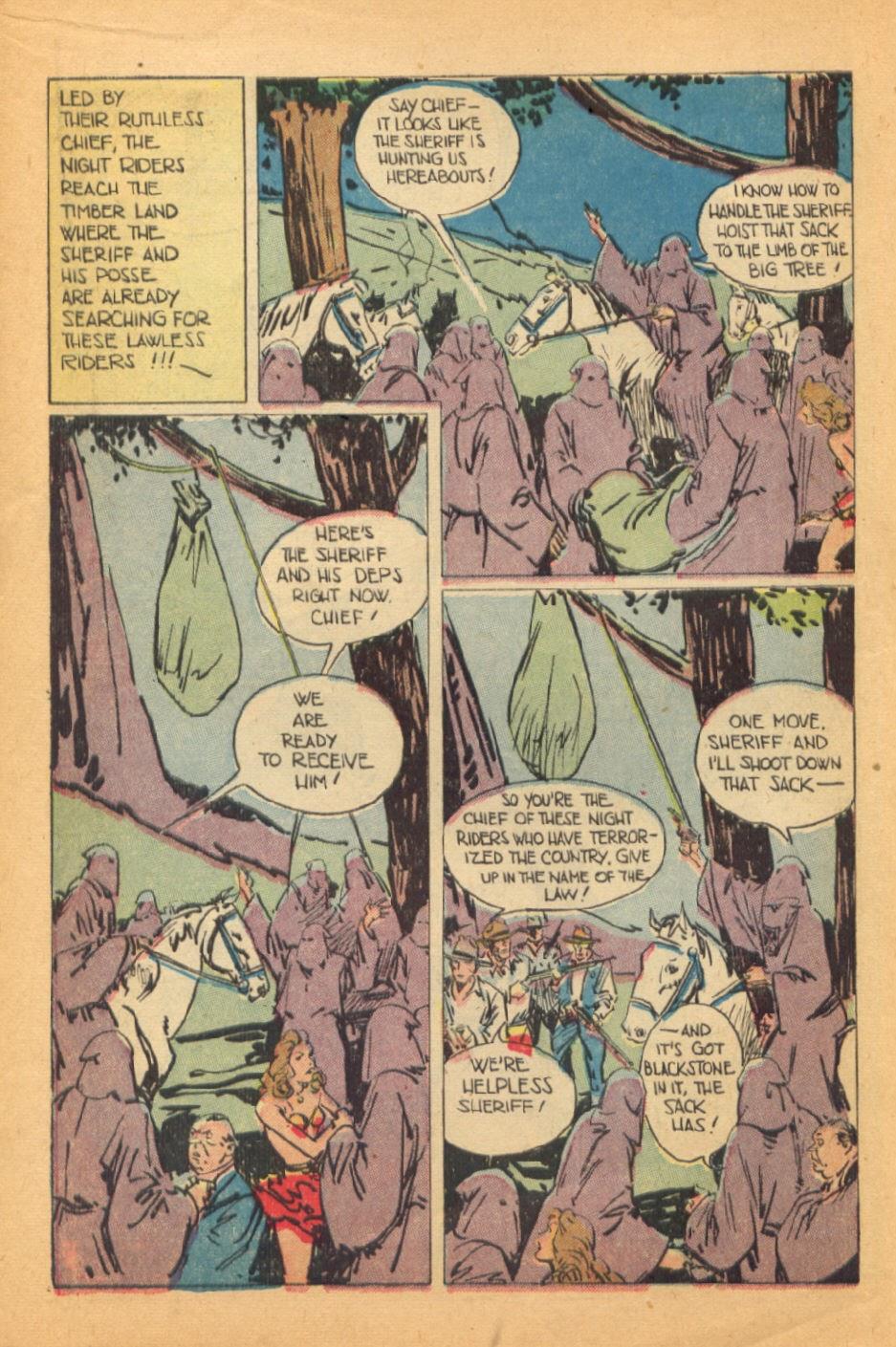 Read online Super-Magician Comics comic -  Issue #44 - 14