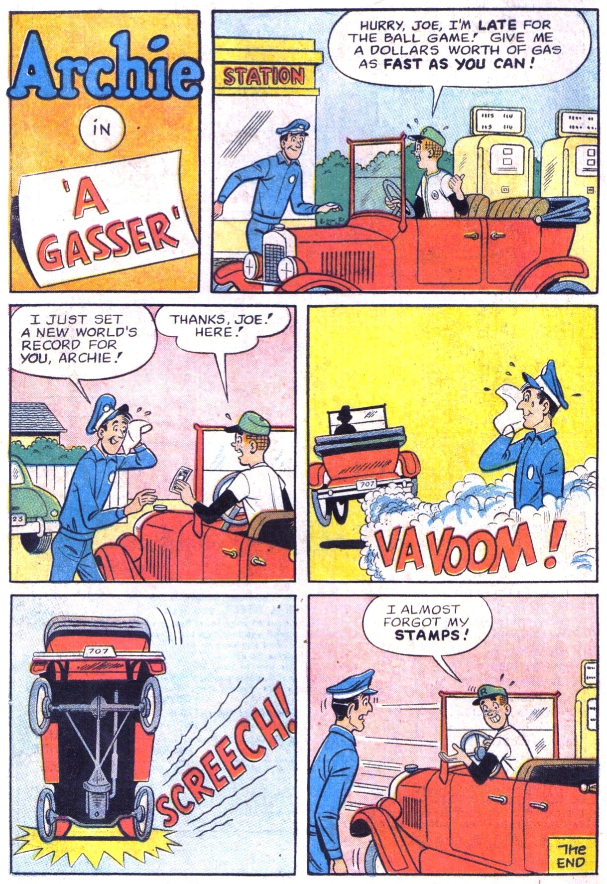 Read online Archie (1960) comic -  Issue #150 - 10
