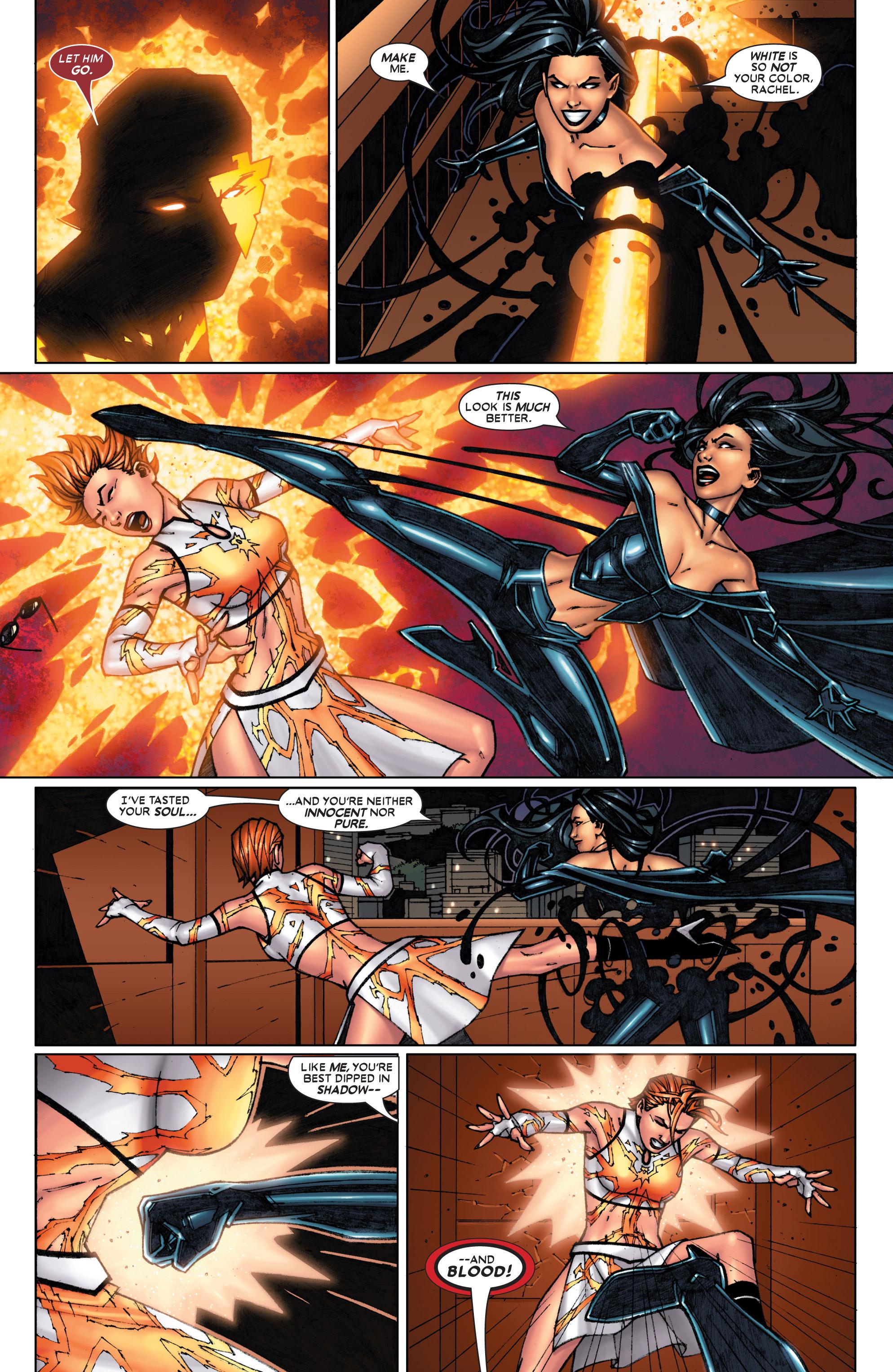 Read online Uncanny X-Men (1963) comic -  Issue #454 - 8