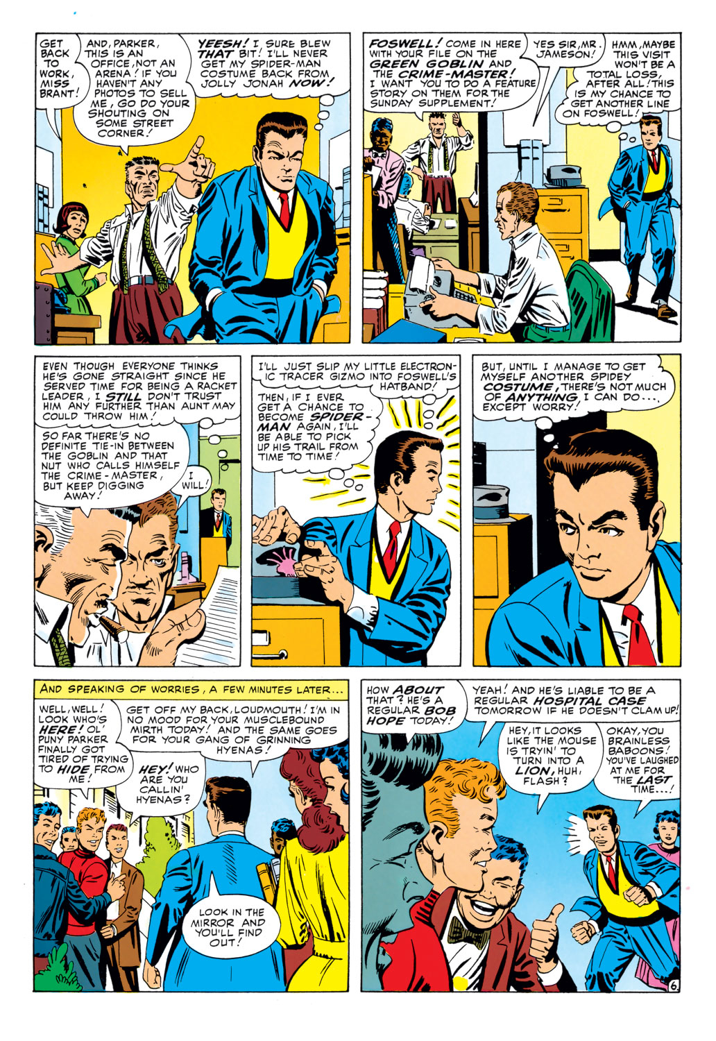 The Amazing Spider-Man (1963) 26 Page 6