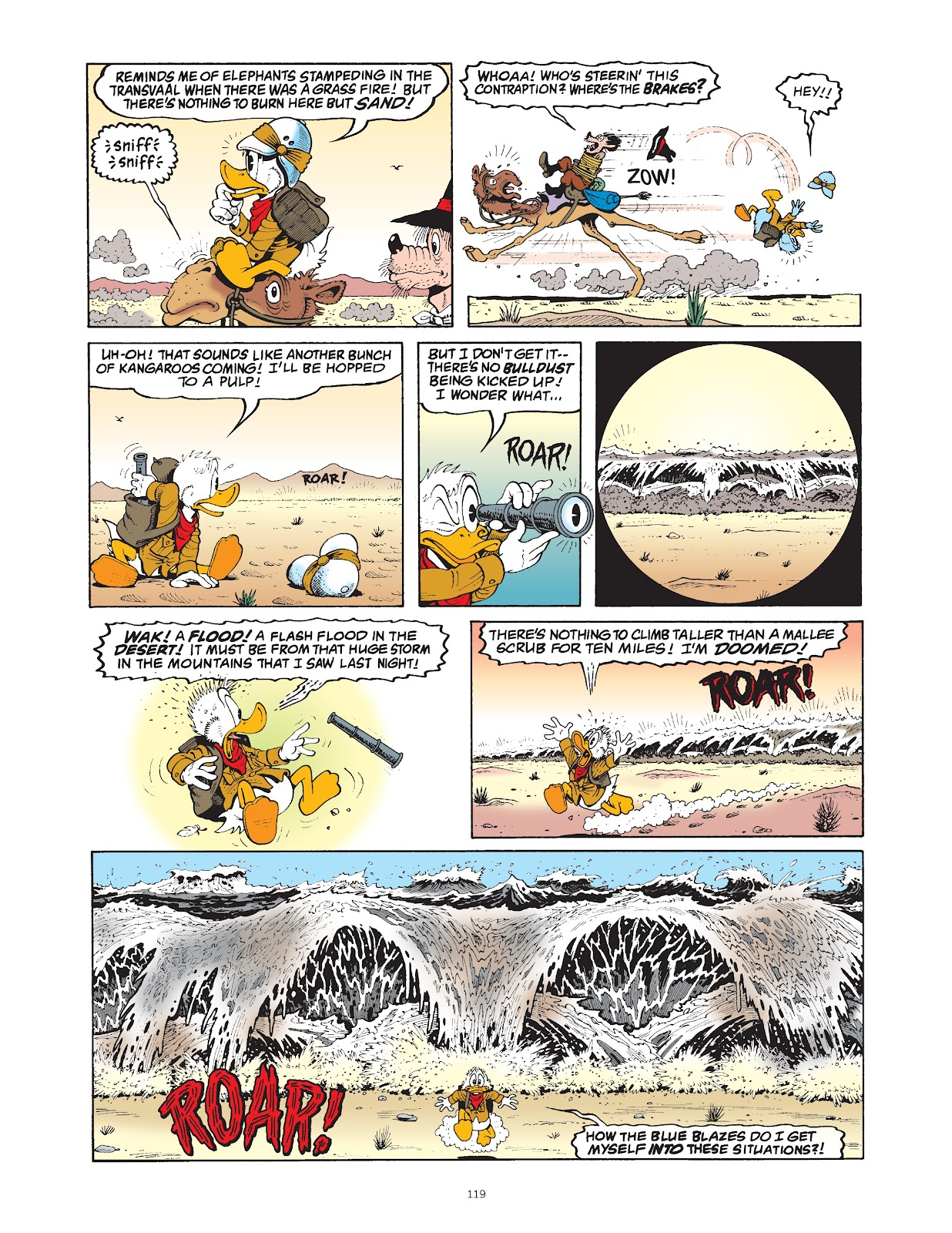 Read online The Complete Life and Times of Scrooge McDuck comic -  Issue # TPB 1 (Part 2) - 19