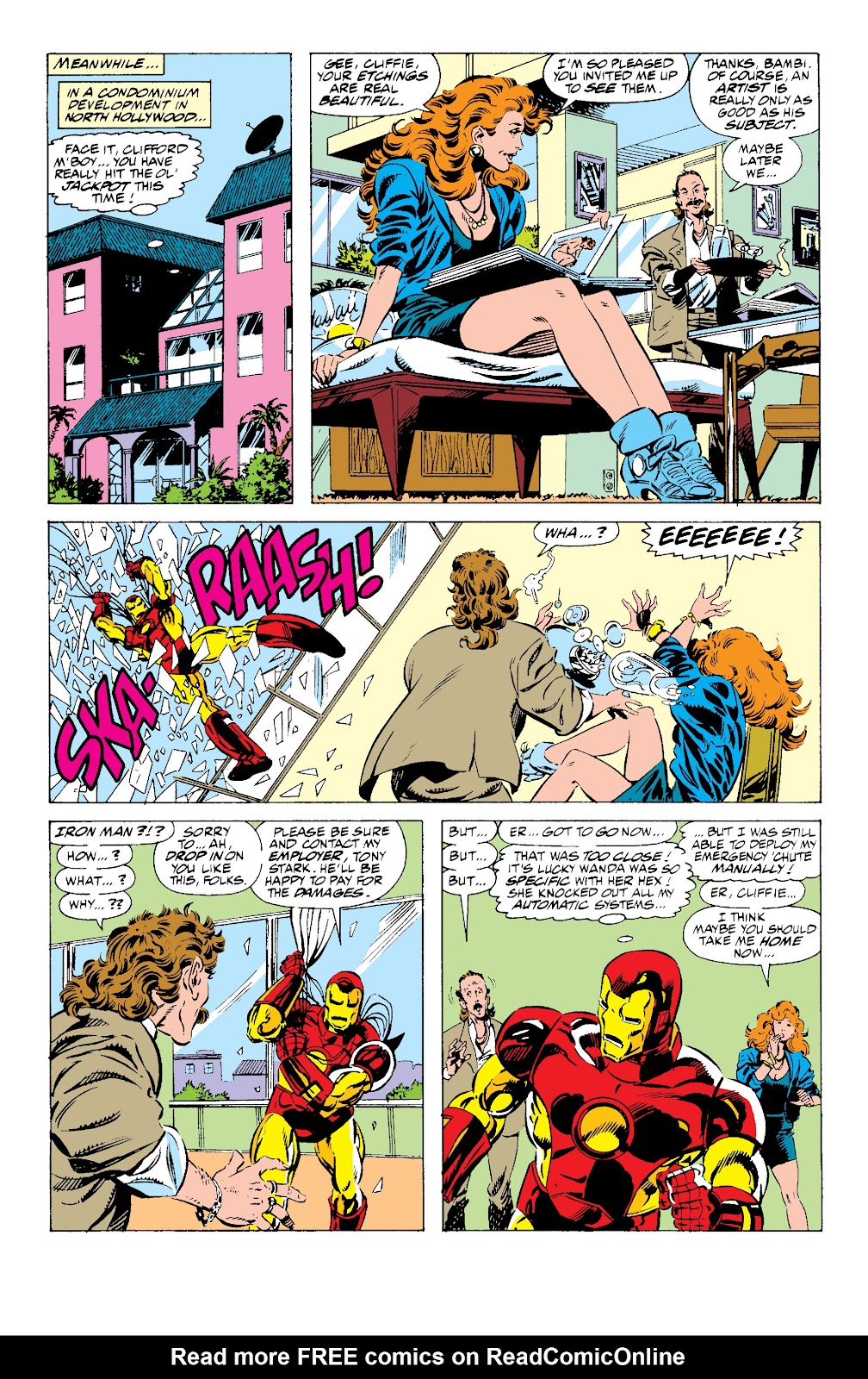 Avengers West Coast (1989) issue 57 - Page 14