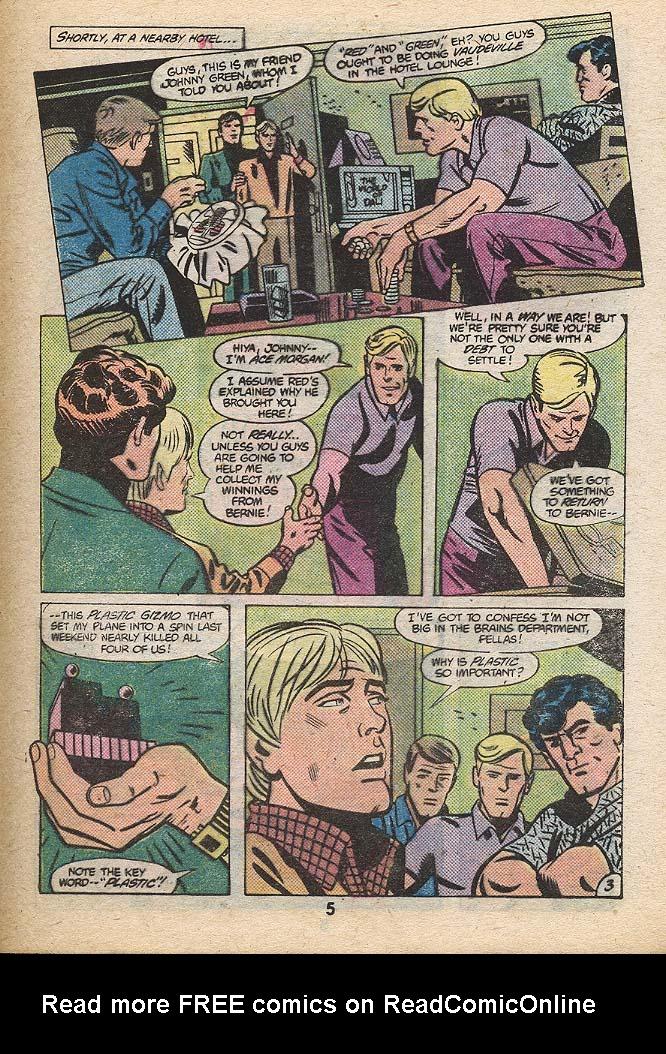 Read online Adventure Comics (1938) comic -  Issue #497 - 5