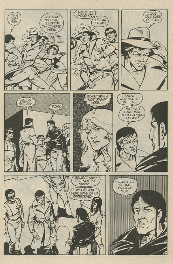 Scimidar Book III issue 2 - Page 23