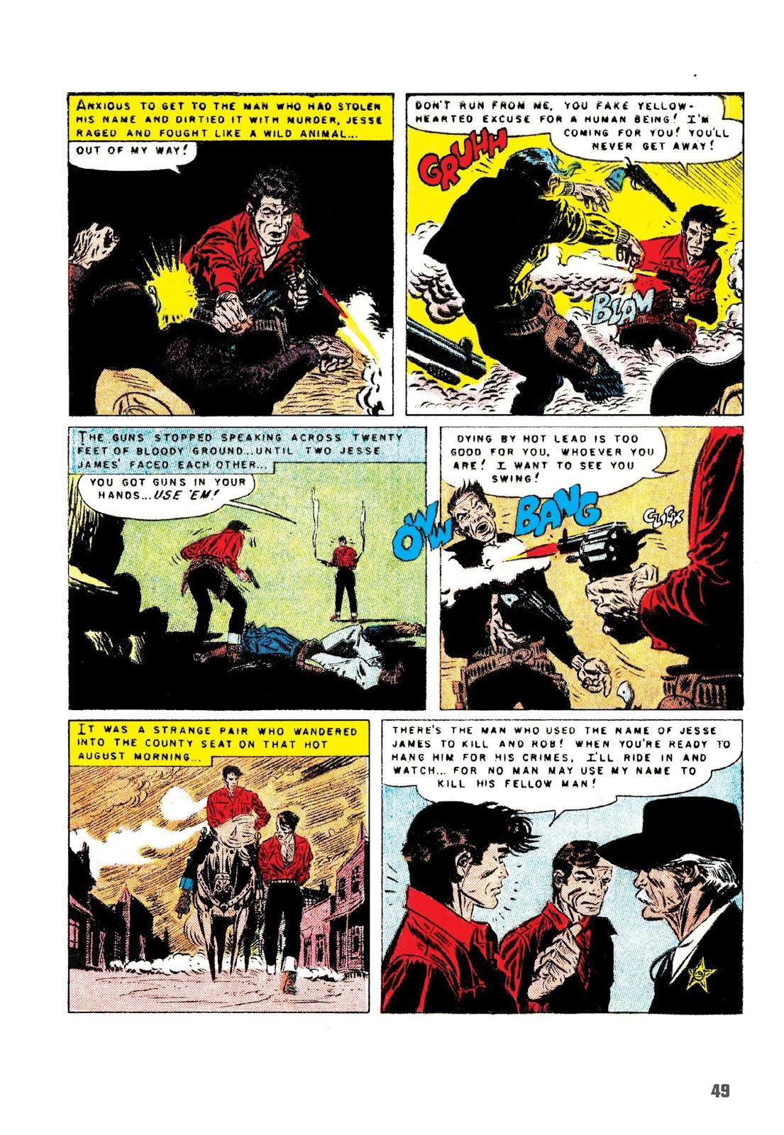 Read online The Joe Kubert Archives comic -  Issue # TPB (Part 1) - 60