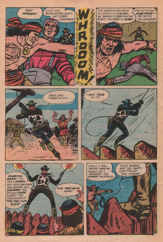 Read online Two-Gun Kid comic -  Issue #112 - 16