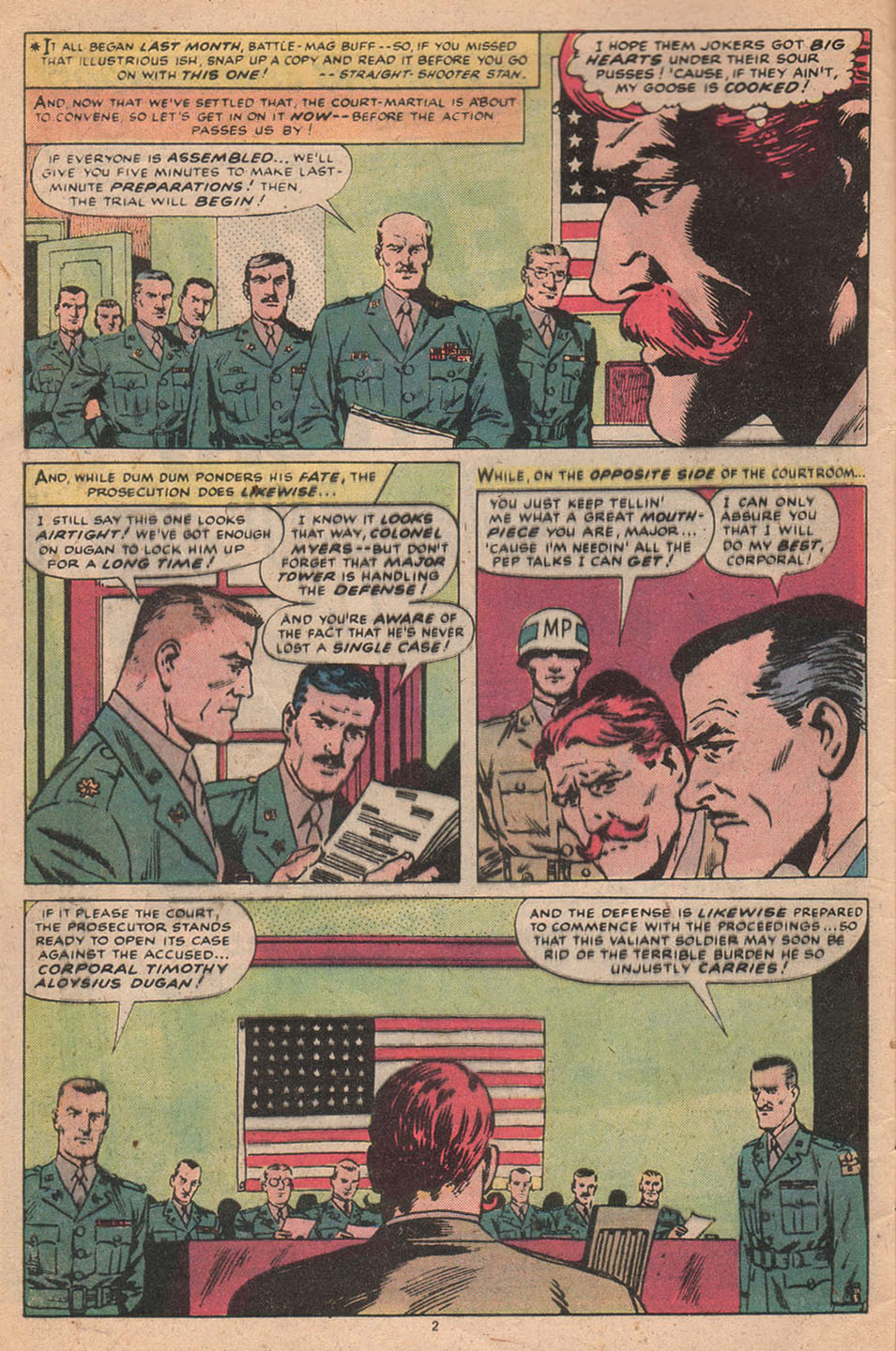 Read online Sgt. Fury comic -  Issue #156 - 4