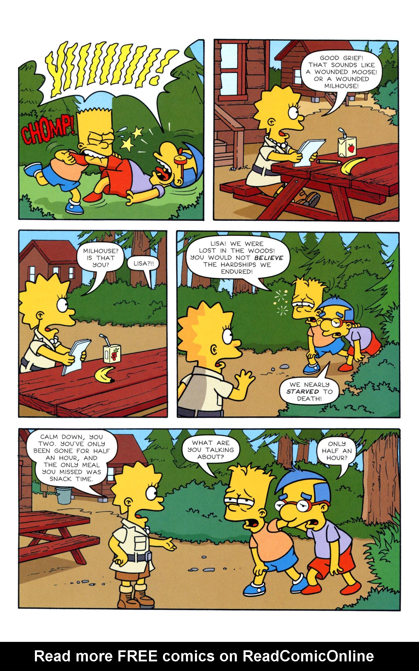 Read online Simpsons Comics Presents Bart Simpson comic -  Issue #74 - 23