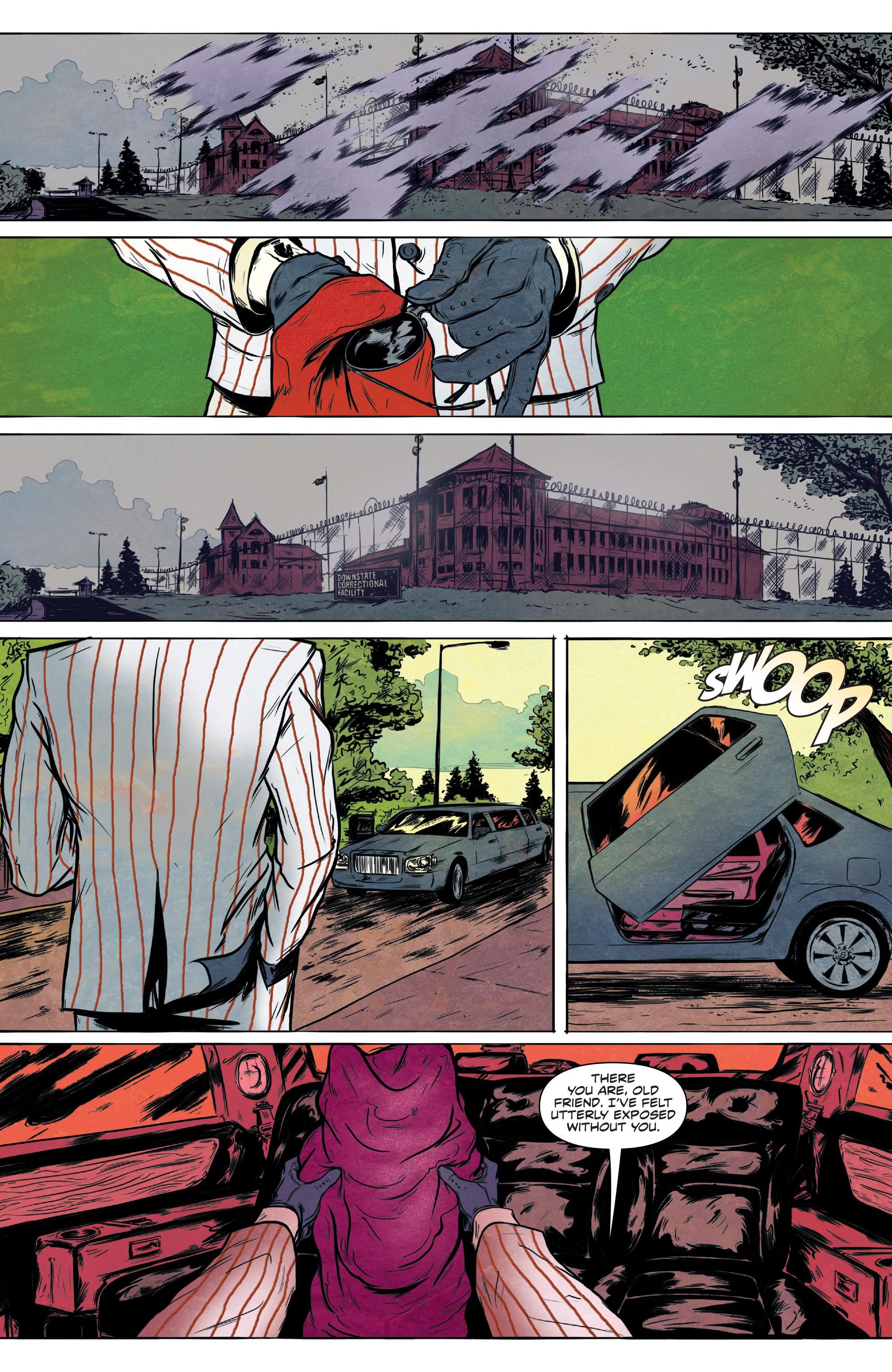 Read online Translucid comic -  Issue #1 - 5