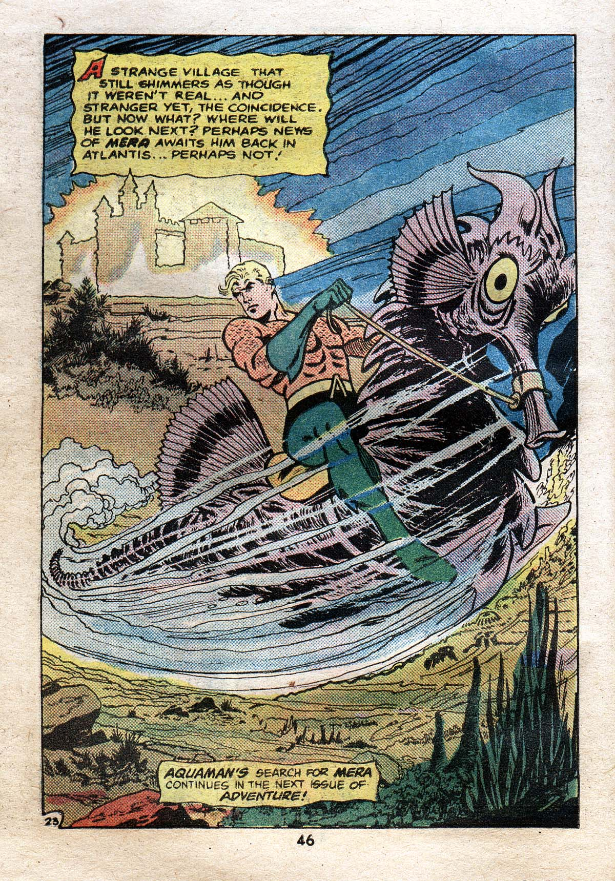 Read online Adventure Comics (1938) comic -  Issue #491 - 45