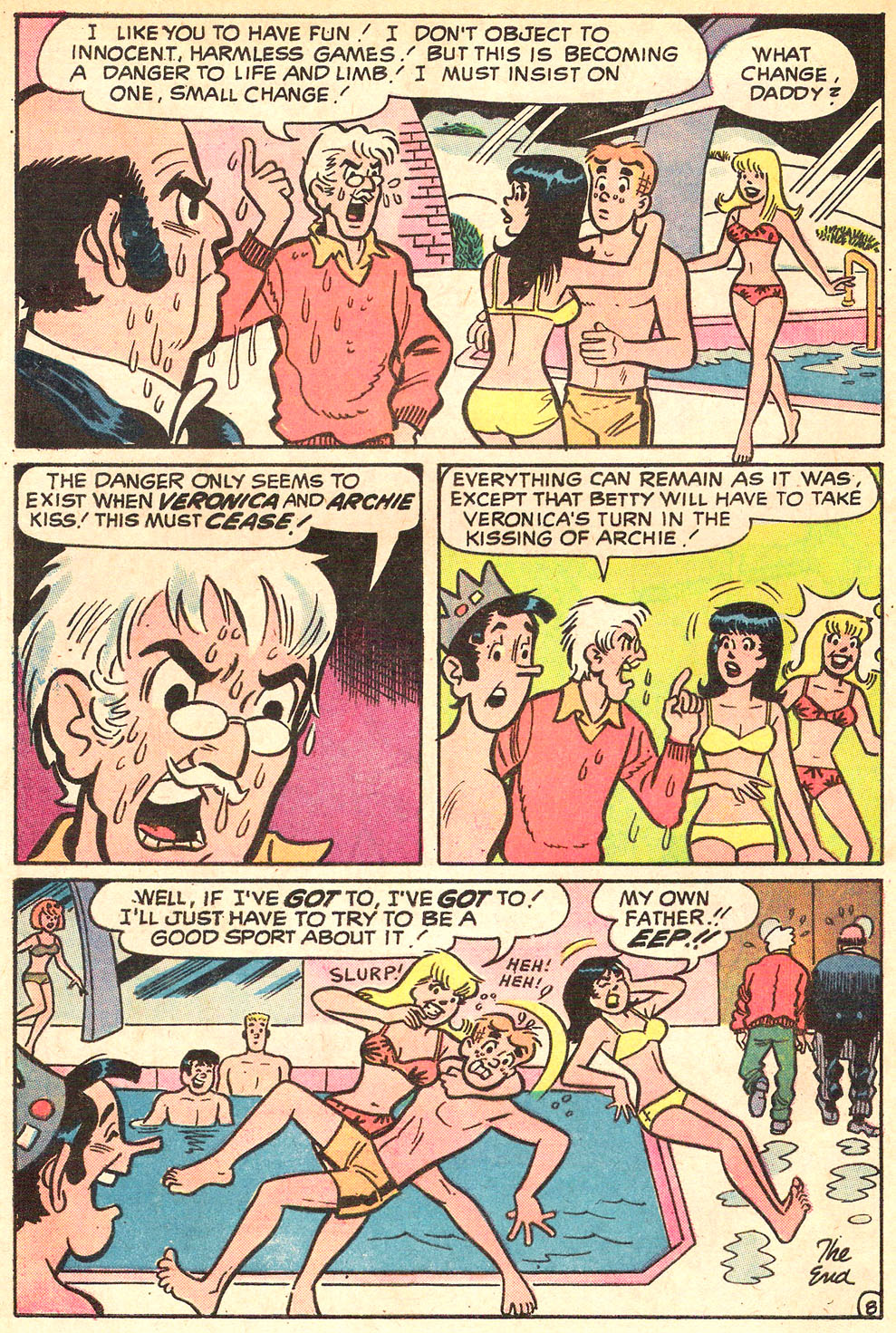 Read online Archie's Girls Betty and Veronica comic -  Issue #195 - 32
