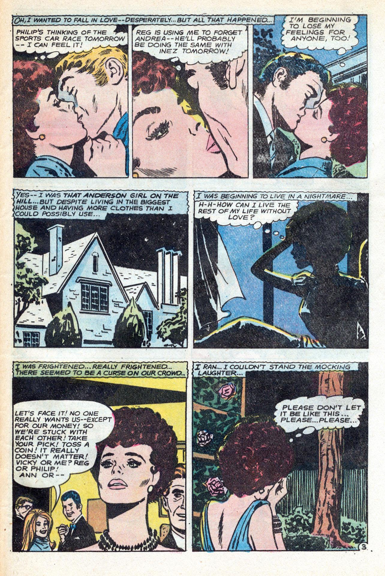 Read online Secret Hearts comic -  Issue #149 - 29