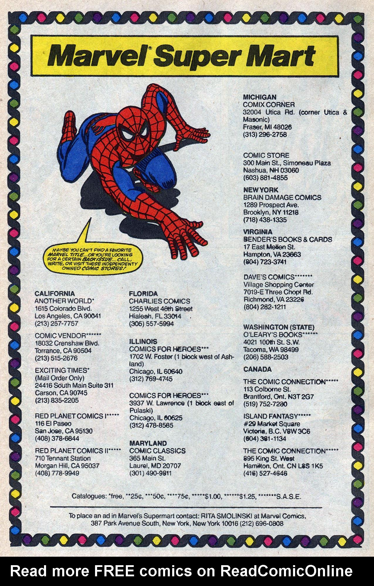 Read online Alpha Flight (1983) comic -  Issue #58 - 14