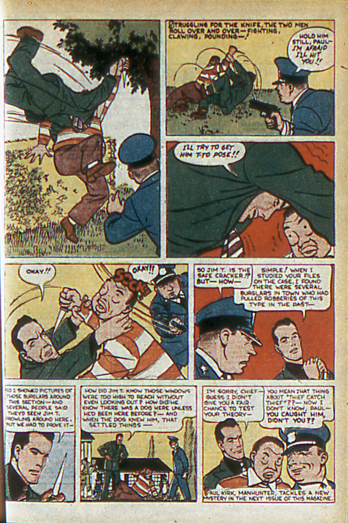 Read online Adventure Comics (1938) comic -  Issue #60 - 46