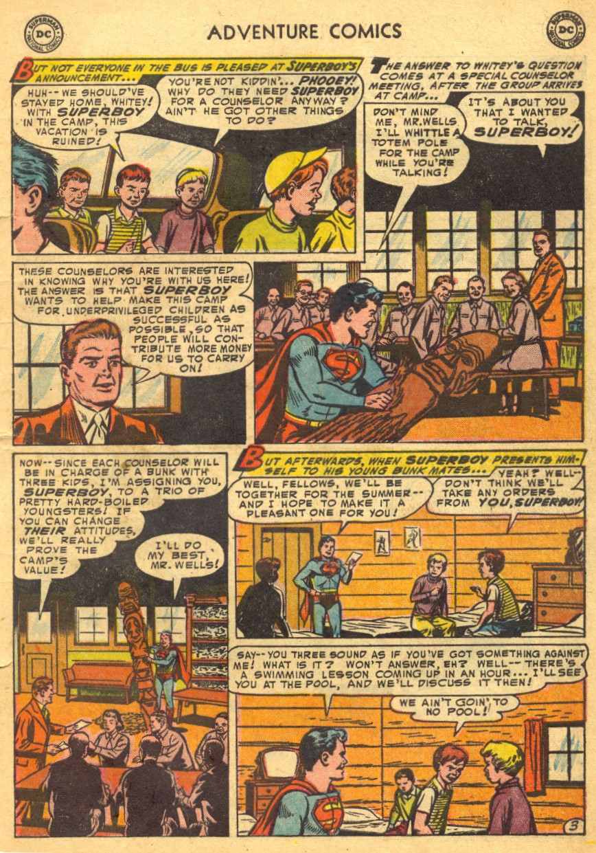 Read online Adventure Comics (1938) comic -  Issue #203 - 5