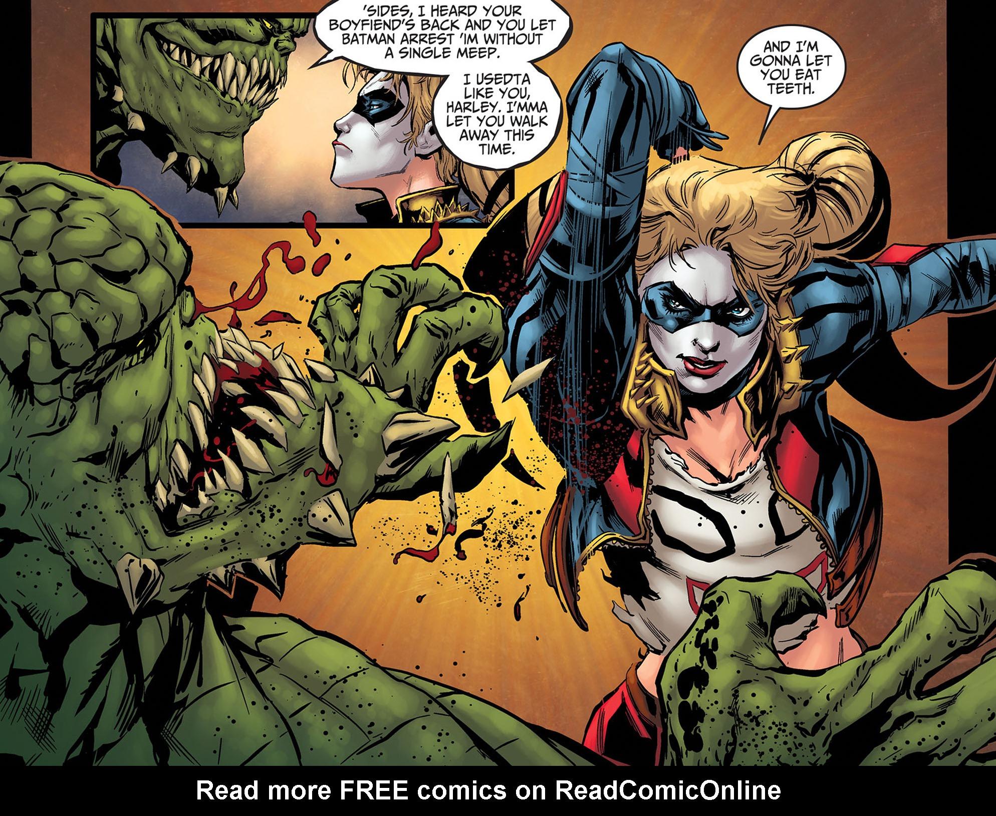 Read online Injustice: Ground Zero comic -  Issue #8 - 5