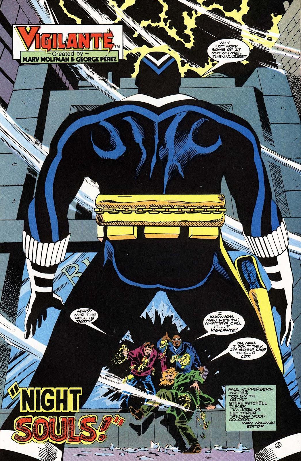Vigilante (1983) issue 22 - Page 4