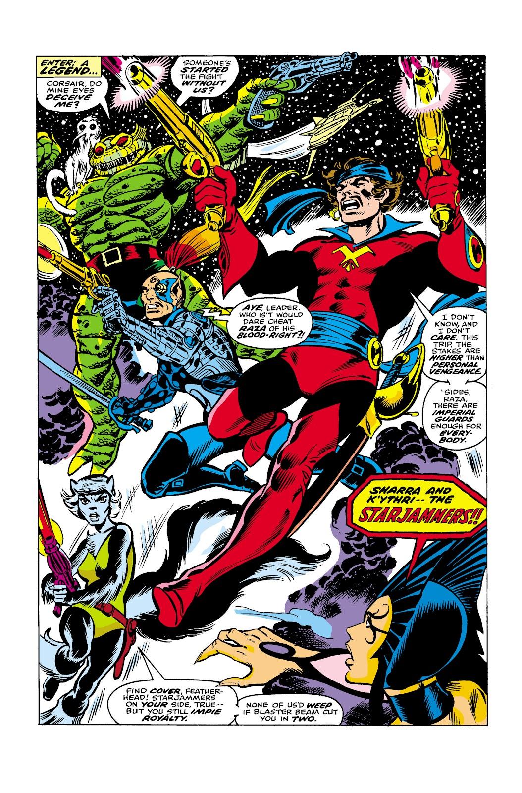 Uncanny X-Men (1963) issue 107 - Page 15