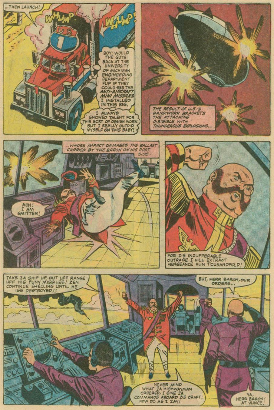 Read online U.S. 1 comic -  Issue #4 - 14