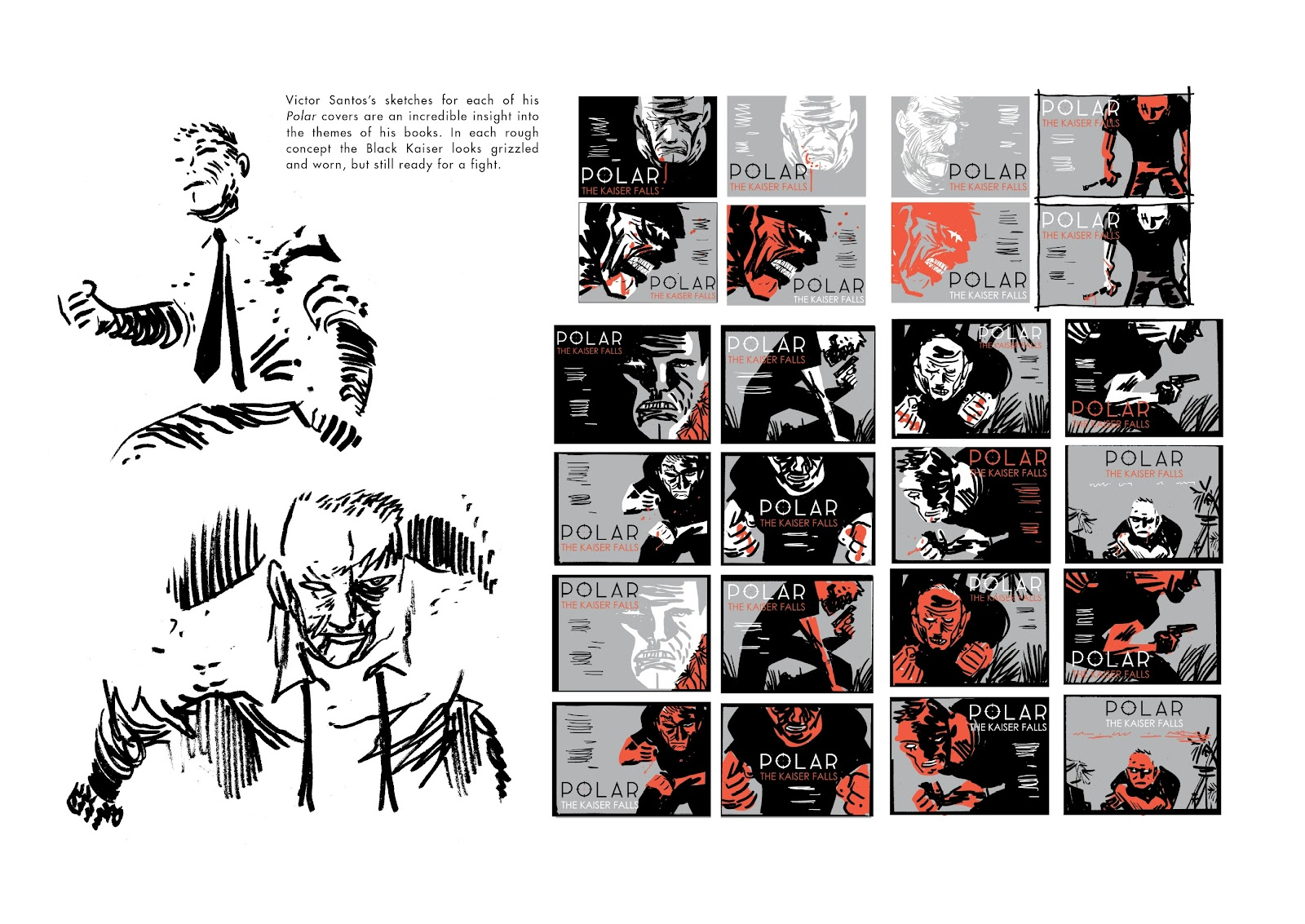 Read online Polar comic -  Issue # TPB The Kaiser Falls (Part 2) - 62