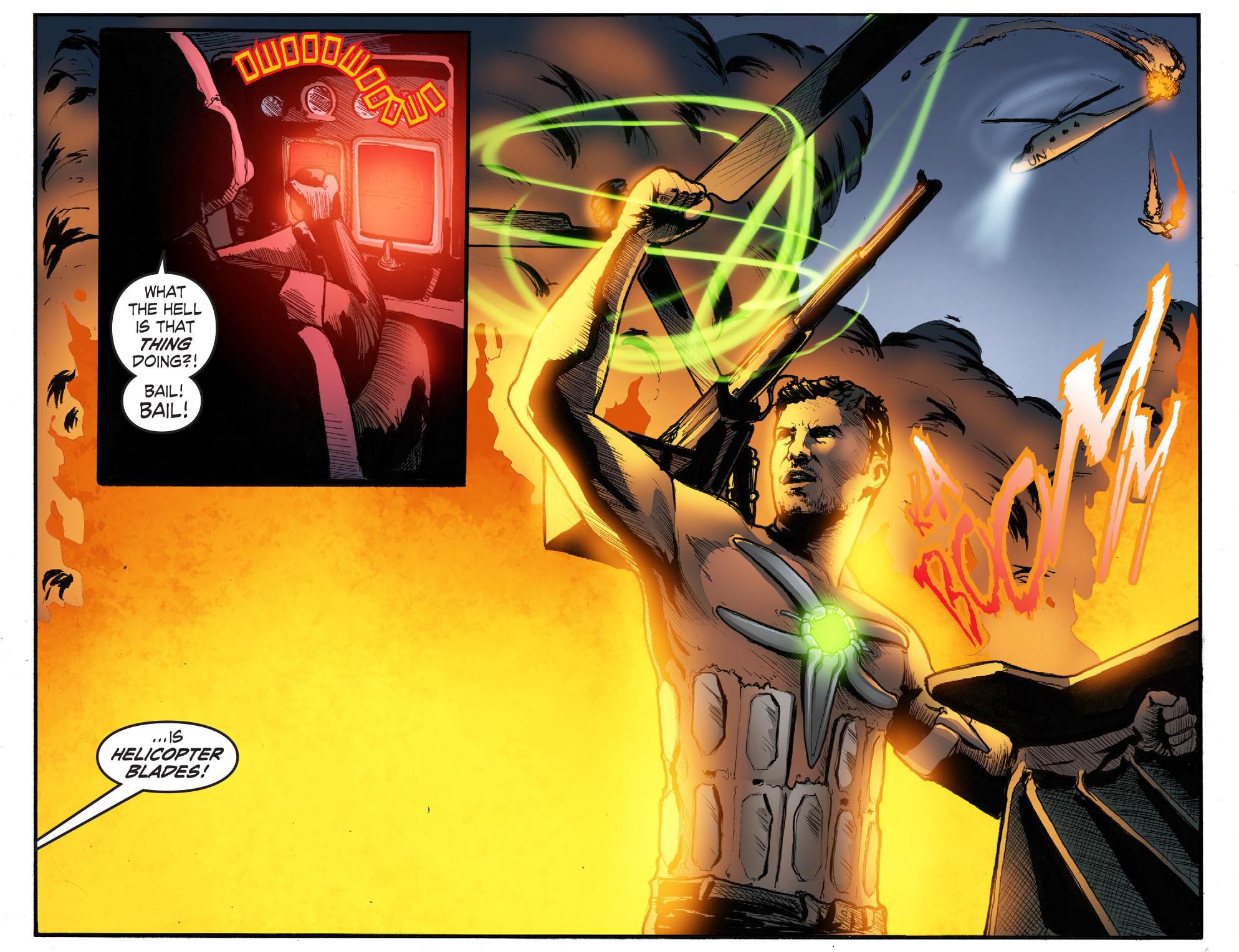 Read online Smallville: Season 11 comic -  Issue #50 - 6