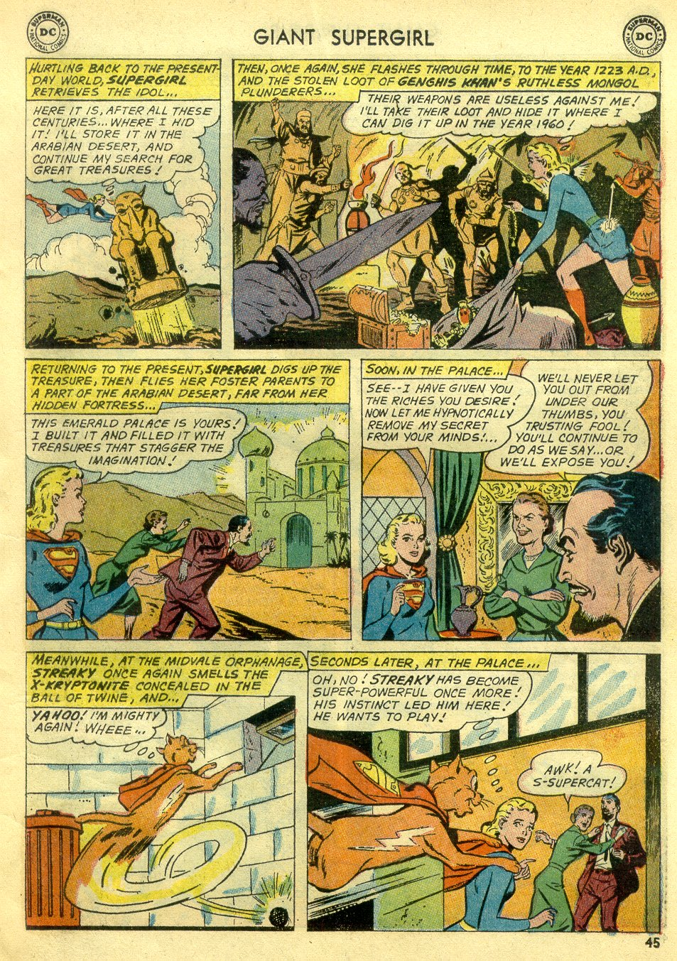 Action Comics (1938) 334 Page 46
