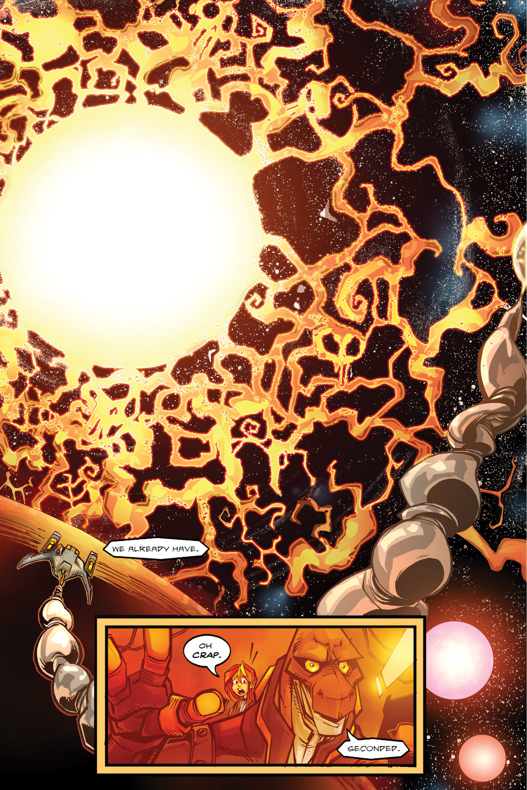 Read online Rexodus comic -  Issue # Full - 46