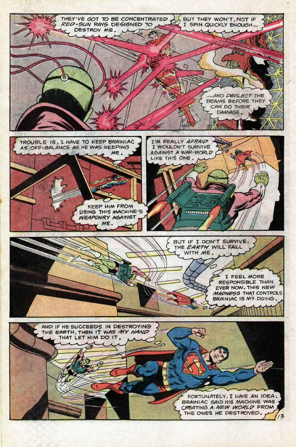 Read online Action Comics (1938) comic -  Issue #530 - 14