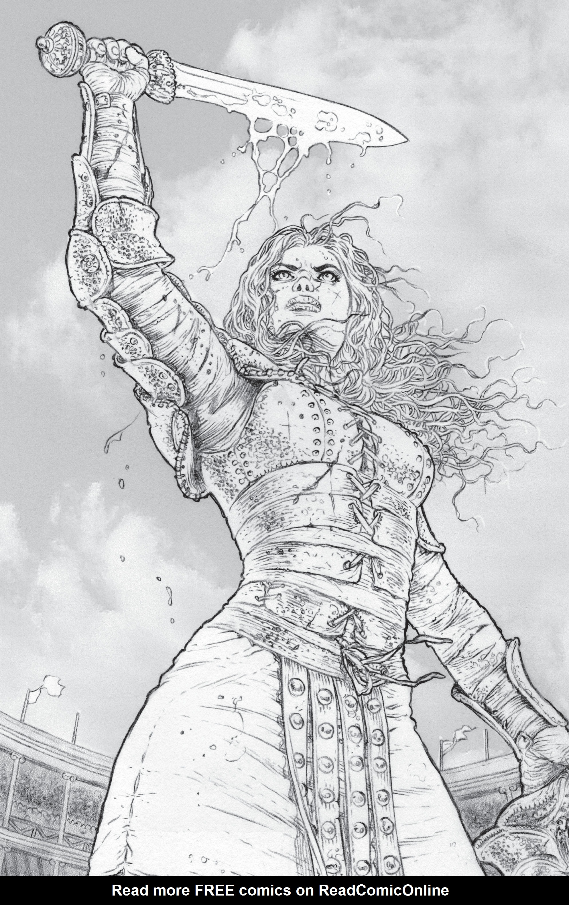 Read online Britannia: We Who Are About To Die comic -  Issue #1 - 34