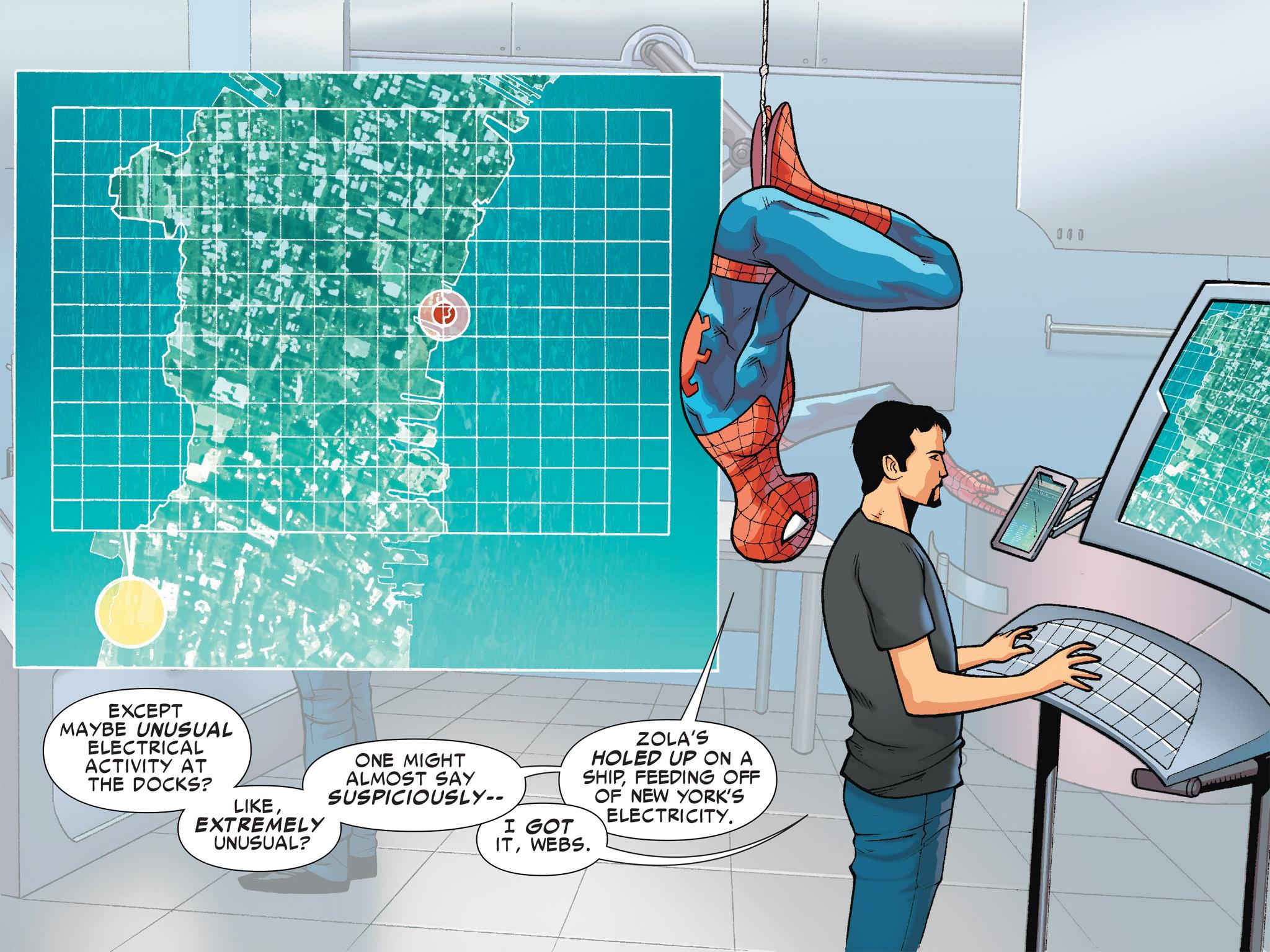 Read online Ultimate Spider-Man (Infinite Comics) (2016) comic -  Issue #4 - 16