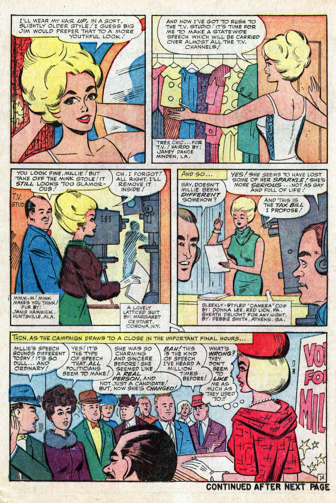 Modeling With Millie issue 32 - Page 24